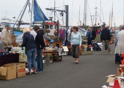 Årlig Loppemarked på Faaborg Havn